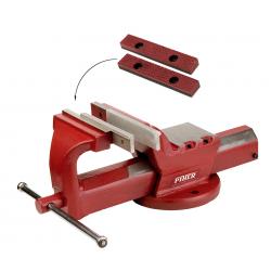 CLAMP MAXI R Bar:40x10 mm Depth:16cm