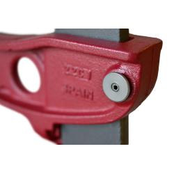 Umkehrbare MAXI RT mit Adapter für Rohre