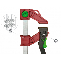 TCP - Adapter for tubes with bar