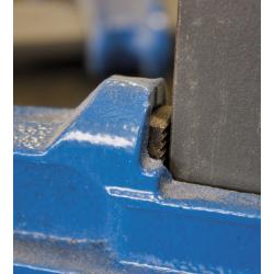 Gietijzeren klemmen K Bar:40x10 mm Spandiepte:30 cm