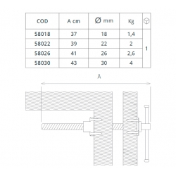 BenchVice-SquareRunner-Acc-Screw-55102-00