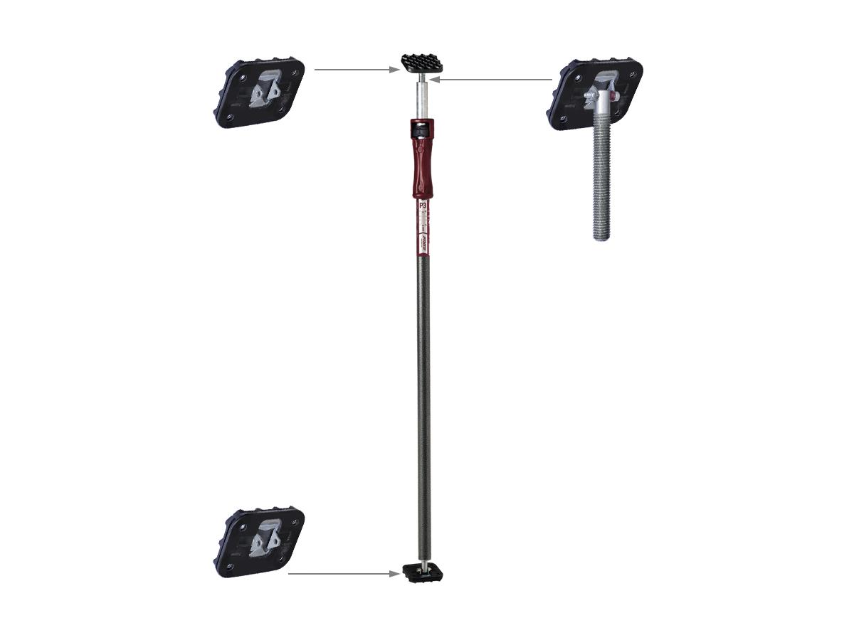 PIHER CLAMP Maxi R-50 cm //20 Capacity