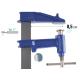 Piher-Clamps-Blue-Mod-E-03015-06