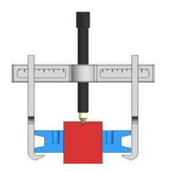 Non-slip Protection Caps Kit for PRL 400